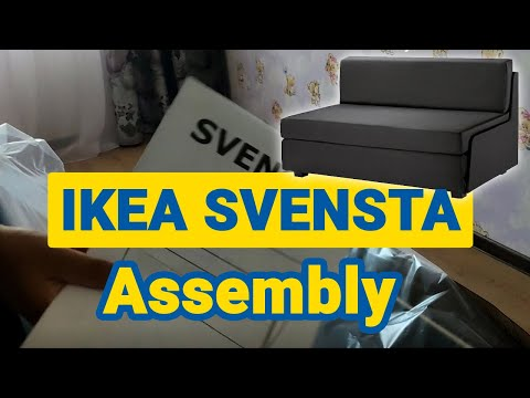 Svensta Sofa From Ikea  ✅ How To Assemble A Svensta Sofa From Ikea Quickly