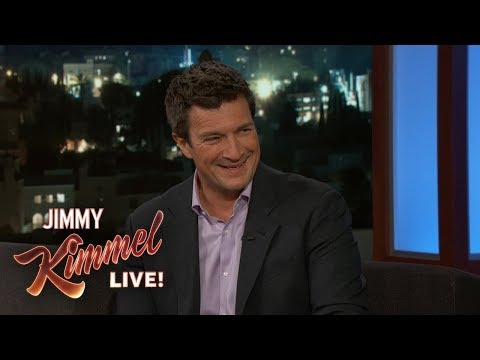 Nathan Fillion on Playing a Cop & Scuba Diving with Sharks