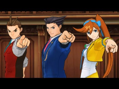 Phoenix Wright: Dual Destinies (English, Blind) - Turnabout for Tommorow (Case 5) FINAL