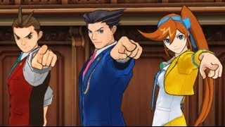 Repeat youtube video Phoenix Wright: Dual Destinies (English, Blind) - Turnabout for Tommorow (Case 5) FINAL
