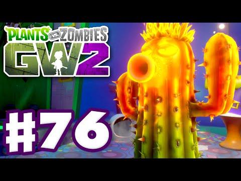 Plants vs. Zombies: Garden Warfare 2 - Gameplay Part 76 - Fire Cactus! (PC)