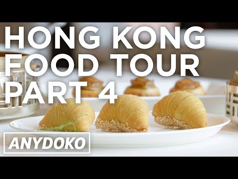 A Guide To Hong Kong's Best Cheap Eats To Michelin Starred Restaurants - Featuring Dai Pai Dong