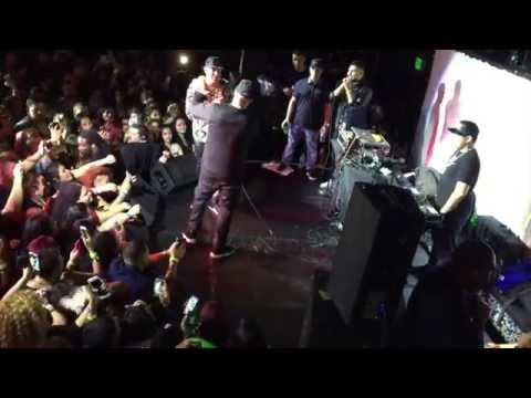 Nicky Jam Concert Los Angeles Arena Nightclub  FullConcert HD