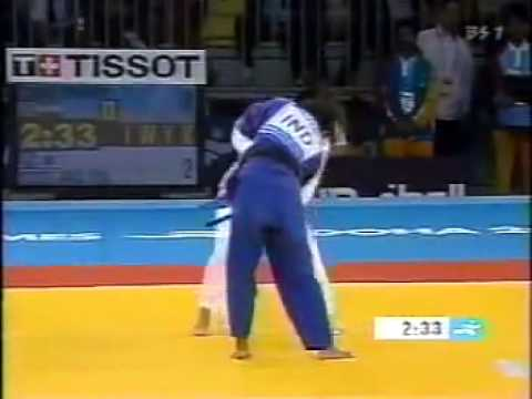 JUDO 2006 Asian Games DOHA (1/2)