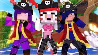 VILLAIN TRAINING?! - Descendants 2 Cast has Arrived! (Minecraft FNAF Daycare Roleplay)