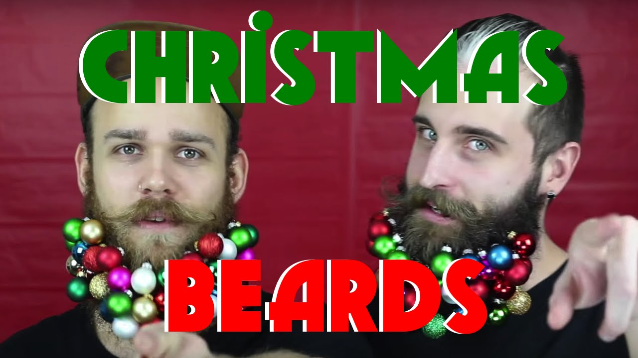 christmas beards the gay beards - Christmas Beard