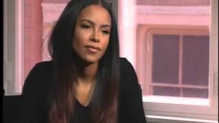 Aaliyah Romeo Must Die Junket Interview