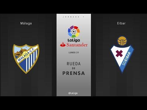 Eibar vence al Málaga en La Ro eibar