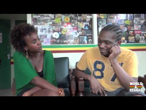 Busy Signal Interview with WorldAReggae.com (April 2012)