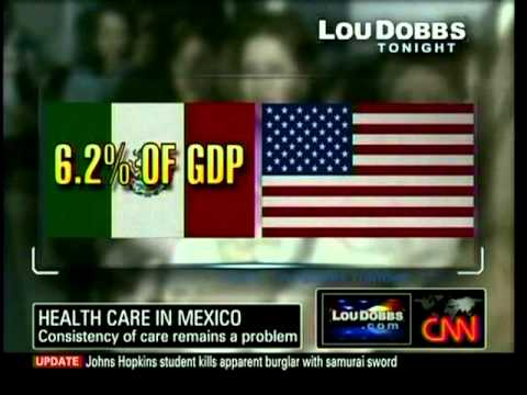 Mexico's Health Care system (ARCHIVE)