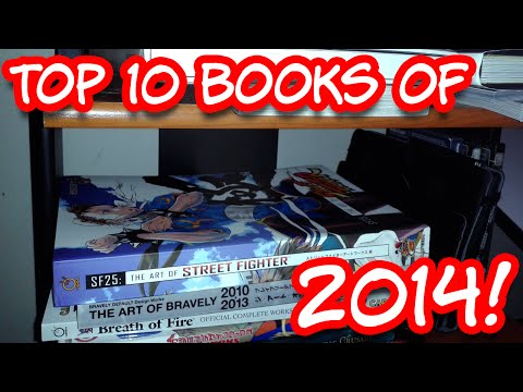 My Top 10 BOOKS of 2014!