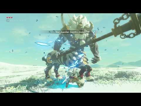 Zelda Breath of the Wild Lynel spawn and farming locations