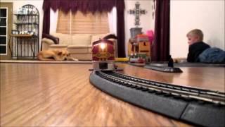 Bachmann electric trains