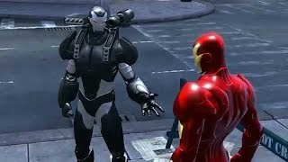 Marvel Heroes - War Machine - The 50th Playable Character