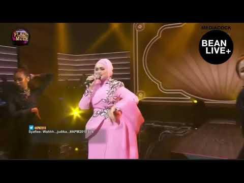 Dato' Sri Siti Nurhaliza & Judika | Anta Pemana & Kisah Ku Inginkan - Anugerah Planet Muzik 2018