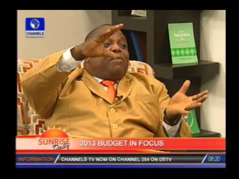 Budgeting system in nigeria