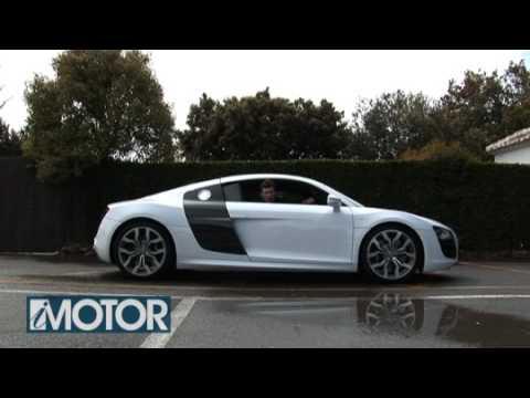 Audi R8 V10 versus Audi R8 V8 review