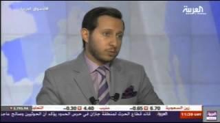 Ali El Adou - Gulf Equity Markets Update-14th January 2016  تحديث اسواق الاسهم الخليجيه