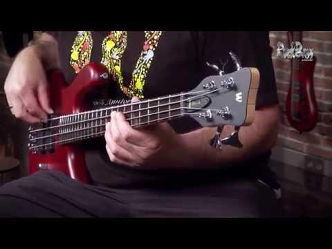 RockBass Sound Examples: The Streamer Standard 4-String