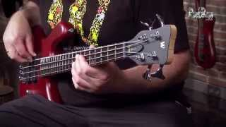 RockBass Sound Examples: The Streamer Standard 4-String