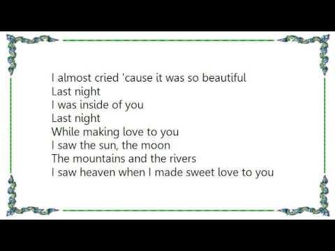 Az Yet - Last Night Album Version Lyrics