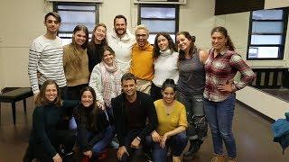 Livin Broadway 2019 EP 03: Worskshop David Conrad