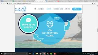 Blue Frontiers   Giới thiệu cuộc thi dự án blue frontiers
