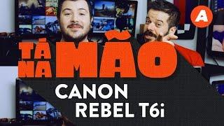 Review e análise da camera de fotografia DSLR - Canon EOS Rebel T6i (ou 750d)
