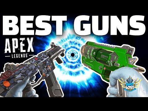Apex Legends BEST Guns - Gun Tier List (UPDATED!)