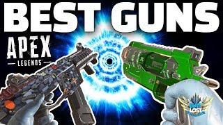 Apex Legends BEST Guns - Gun Tier List (UPDATED!)