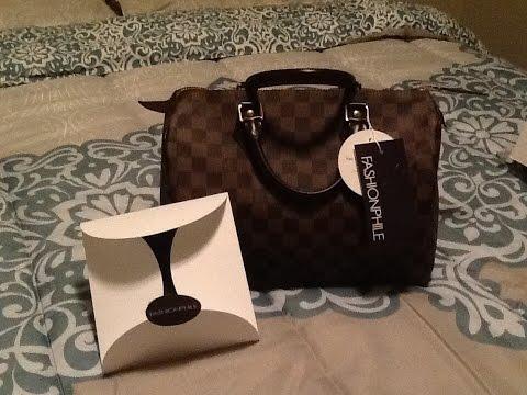 Louis Vuitton unboxing