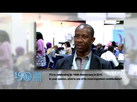 ITU 150 SOUNDBYTE: Kolubahzizi Howard, Director of Strategy, LTA, Liberia