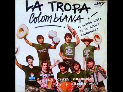 La Tropa Colombiana - Alicia Dorada (1985)