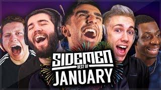 SIDEMEN BEST OF JANUARY 2018
