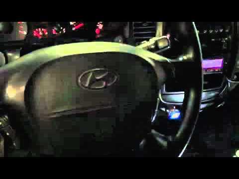 управление с руля hyundai h1
