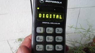 Celular Antiguo Motorola Dynatac 8900X