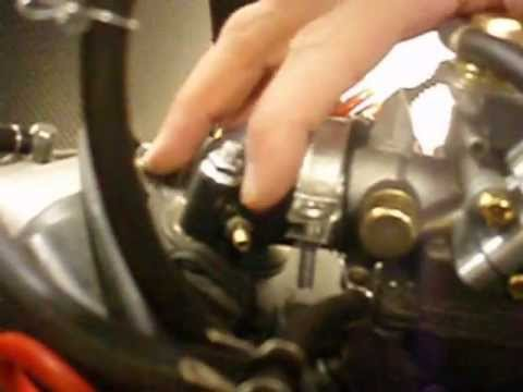 How to Correct Poor Vacuum Supply on a 150cc Go-Kart From