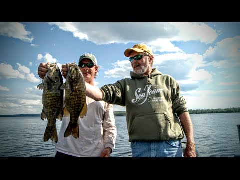 Seine River Smallmouth — Angling Edge TV