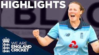 Shrubsole Stars In Another Big Win | England Women v Windies Women 2nd ODI 2019 - Highlights
