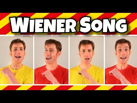 Oscar Mayer Wiener Song - Barbershop Quartet (Julien Neel)
