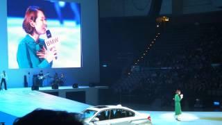【熱情致勝!全新BMW 3系列發表會 】王若琳