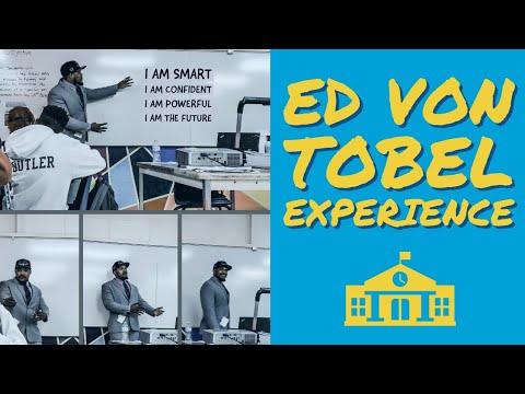 (B WARD) Middle School Inspiration Ed Von Tobel Middle School