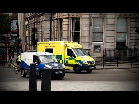 London Ambulance Service - 2015 Mercedes-Benz Sprinter Responding