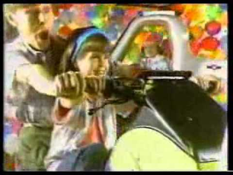 Chuck E. Cheese's Pizza Time Theatre: My Summer Vacation 1991 Commercial