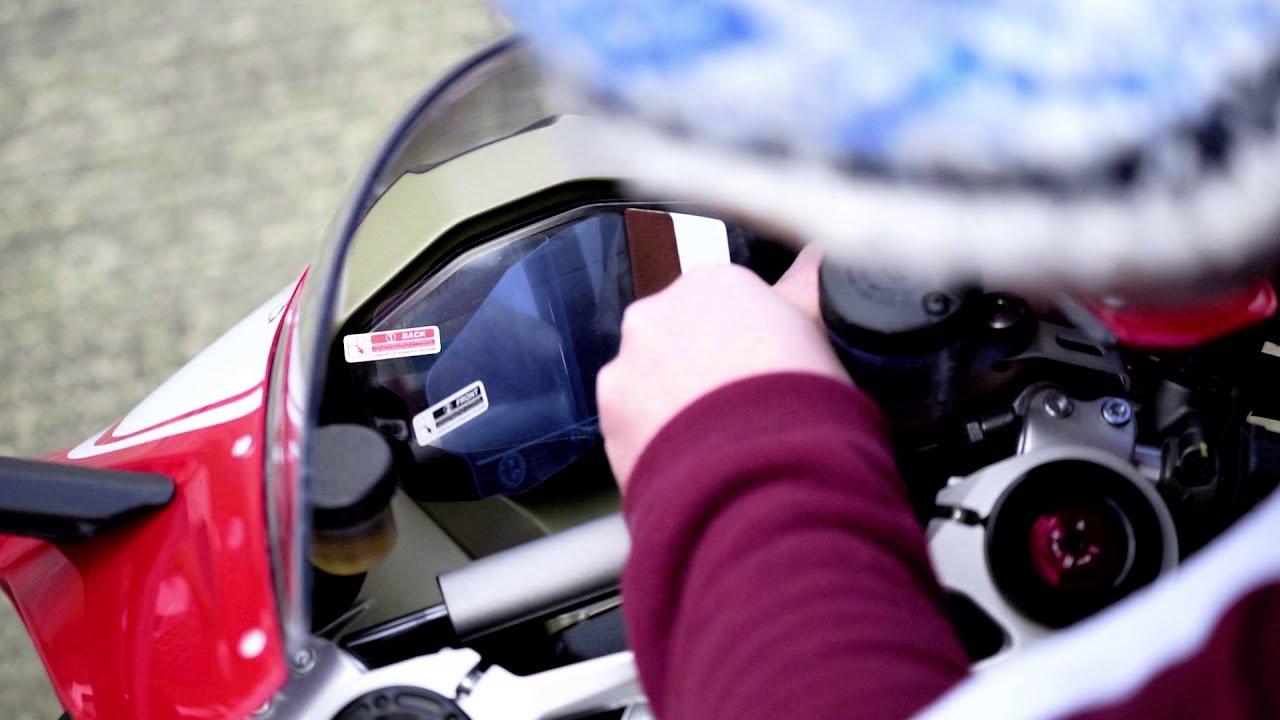 Speedo Angels - Motorcycle Dashboard/Instrument Cluster