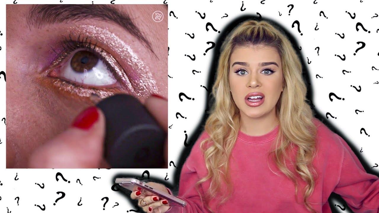 bad makeup videos mugeek vidalondon
