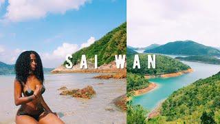 Sai Wan Beach Hike   HONG KONG