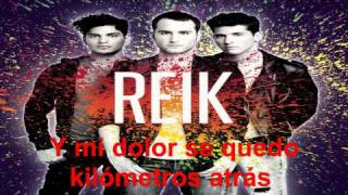 Reik- Creo en ti (remix) Lirics HD