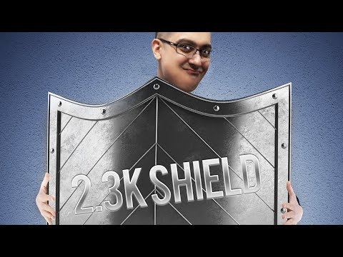 2.3K SHIELD ON VOLIBEAR!!! THEY CAN'T KILL ME.... - Trick2G