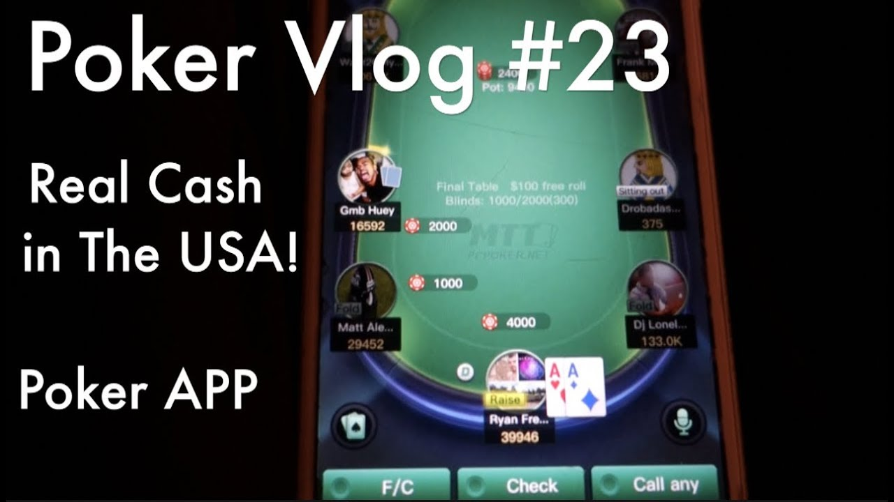 Poker real cash android